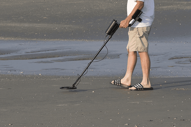 detectorish in beach